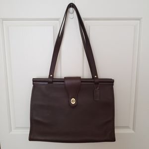 COACH Vintage Shopper Tote